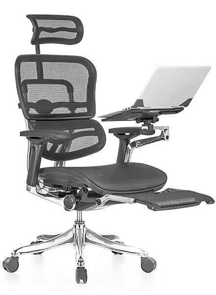 Ergohuman V2 Elemento Laptop Chair
