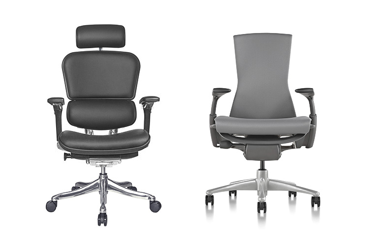 Ergohuman vs Herman Miller Embody