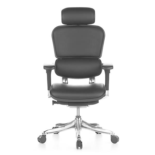 ergohuman elite leather office chair ergohuman australia. Black Bedroom Furniture Sets. Home Design Ideas