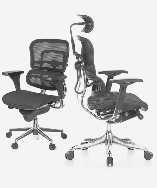 Ergohuman Office Chairs View Range